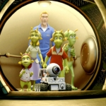 "Image for the Film programme ""Planet 51"""