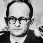 "Image for the History Documentary programme ""Adolf Eichmann"""
