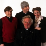 "Image for the Sitcom programme ""Father Ted"""
