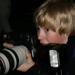 "Image for the Documentary programme ""Teenage Paparazzo"""