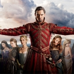 "Image for the Drama programme ""The Tudors"""