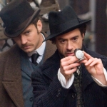 "Image for the Film programme ""Sherlock Holmes"""