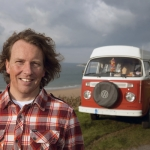 "Image for the Travel programme ""One Man and his Campervan"""