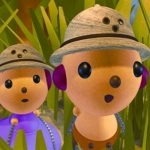 "Image for the Animation programme ""Rolie Polie Olie"""