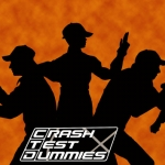 "Image for the Entertainment programme ""Crash Test Dummies"""