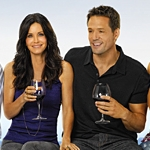 "Image for the Sitcom programme ""Cougar Town"""