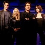 "Image for the Science Fiction Series programme ""Mutant X"""