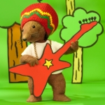 "Image for the Childrens programme ""Rastamouse"""