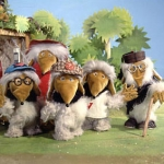 "Image for the Animation programme ""The Wombles"""