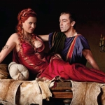 "Image for the Drama programme ""Spartacus: Gods of the Arena"""