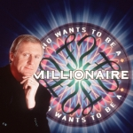 "Image for the Game Show programme ""Celebrity Who Wants to be a Millionaire?"""