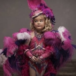 "Image for the Documentary programme ""Toddlers and Tiaras"""