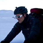 "Image for the Documentary programme ""Coldest Race on Earth with James Cracknell"""