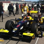 "Image for the Motoring programme ""GP2 Series"""