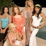 "Image for the Reality Show programme ""The Real Housewives of Orange County"""