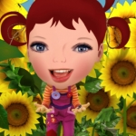 "Image for the Childrens programme ""Dirtgirlworld"""