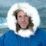 "Image for the Documentary programme ""Arctic with Bruce Parry"""