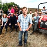 "Image for the Game Show programme ""A Farmer's Life for Me"""