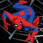 "Image for the Animation programme ""Spider-Man"""