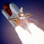"Image for the Documentary programme ""The Space Shuttle"""