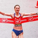 "Image for the Sport programme ""London Marathon 2011"""