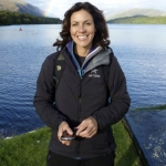 "Image for the Travel programme ""Canal Walks with Julia Bradbury"""