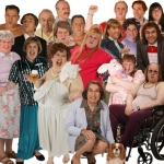 "Image for the Comedy programme ""Little Britain"""