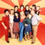 "Image for the Sitcom programme ""That '70s Show"""