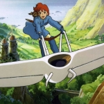 "Image for the Film programme ""Nausicaa of the Valley of the Winds"""