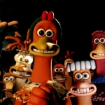 "Image for the Film programme ""Chicken Run"""