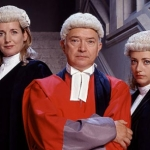 "Image for the Drama programme ""Judge John Deed"""