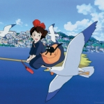 "Image for the Film programme ""Kiki's Delivery Service"""