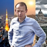 "Image for the Documentary programme ""Andrew Marr's Megacities"""