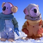"Image for the Childrens programme ""The Koala Brothers"""