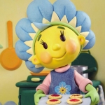 "Image for the Animation programme ""Fifi and the Flowertots"""
