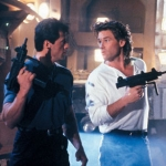 "Image for the Film programme ""Tango and Cash"""