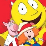 "Image for the Animation programme ""Maggie and the Ferocious Beast"""