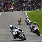"Image for the Motoring programme ""British Superbike Championship Highlights"""