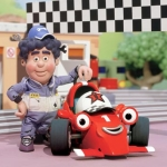 "Image for the Animation programme ""Roary the Racing Car"""