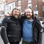 "Image for the Cookery programme ""The Hairy Bikers' Food Tour of Britain"""
