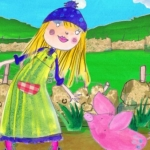 "Image for the Childrens programme ""Castle Farm"""
