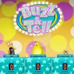 "Image for the Childrens programme ""Buzz and Tell"""