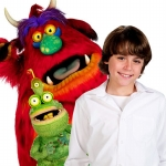 "Image for the Childrens programme ""Me and My Monsters"""