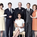 "Image for the Drama programme ""The Kennedys"""