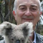 "Image for the History Documentary programme ""Tony Robinson Down Under"""