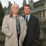 "Image for the Drama programme ""Inspector Morse"""