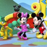"Image for the Childrens programme ""Mickey Mouse Clubhouse"""