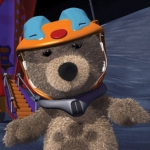 "Image for the Childrens programme ""Little Charley Bear"""