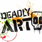 "Image for the Arts programme ""Deadly Art"""