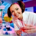 Image for Nina and the Neurons: In the Lab